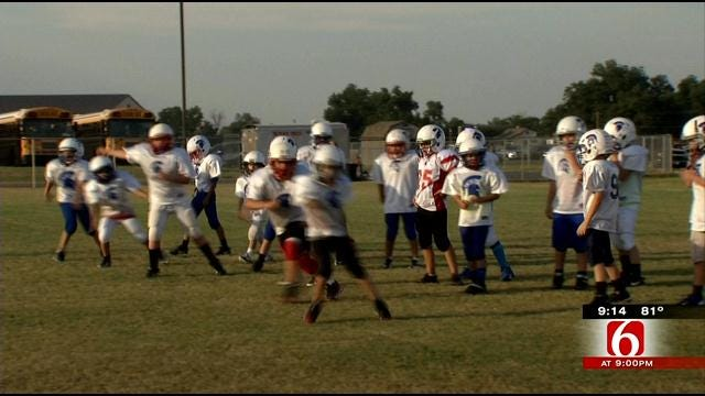 Bixby Youth Football Team Raffles Off Glock Handgun
