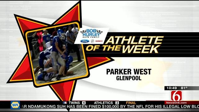 Athlete Of The Week, Week 1: Parker West