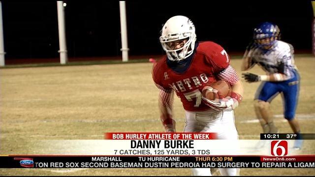 Athlete Of The Week: Danny Burke