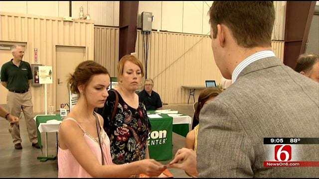 Green Country Students Explore College Options At Weekend Event