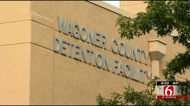 Wagoner County Jailer Arrested In July Escape Of Two Inmates