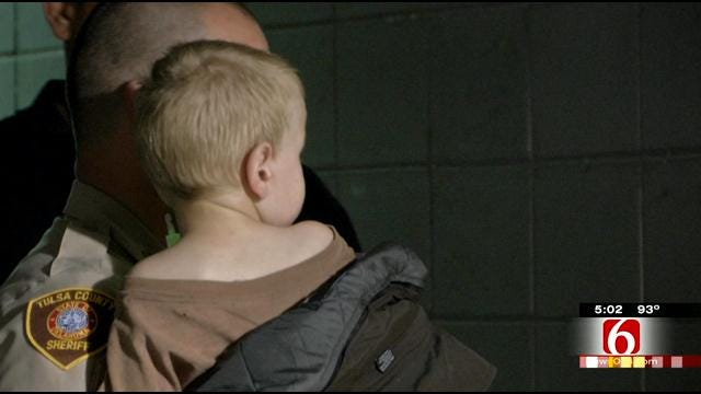 Sperry Man Describes Finding Toddler In Tulsa Amber Alert
