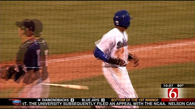 Drillers Fall To Arkansas In Game 1
