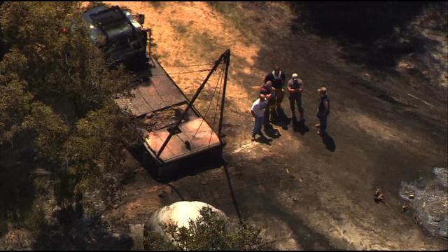 Osage SkyNews 6: Oil Field Worker Killed In Explosion, Fire In Creek County
