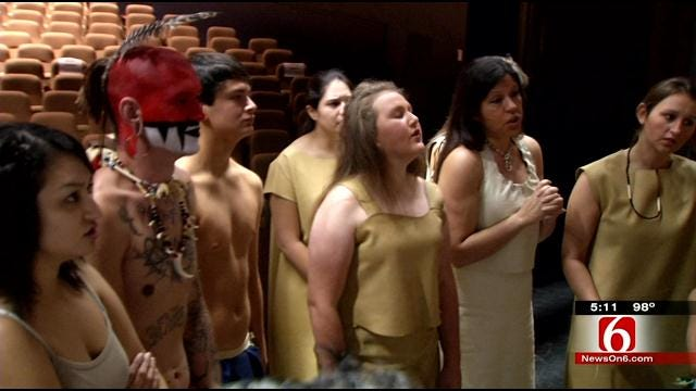 Musical Premiere At Cherokee National Holiday In Tahlequah