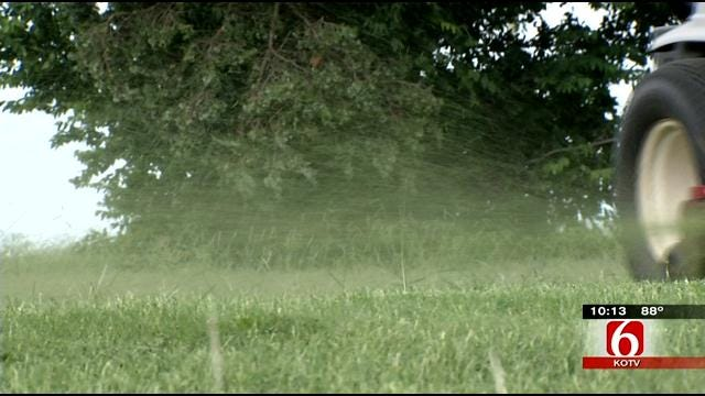 City Of Tulsa Struggling To Keep Up With Tall Grass Complaints