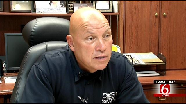 Rogers County Commissioner Says He Welcomes Grand Jury Investigation