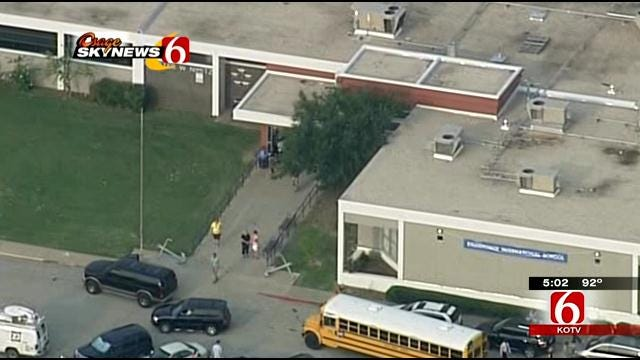 Back To School For Students In Tulsa And Broken Arrow Public Schools