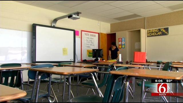 McLain Seventh Grade Academy Focusing On High School Preparedness
