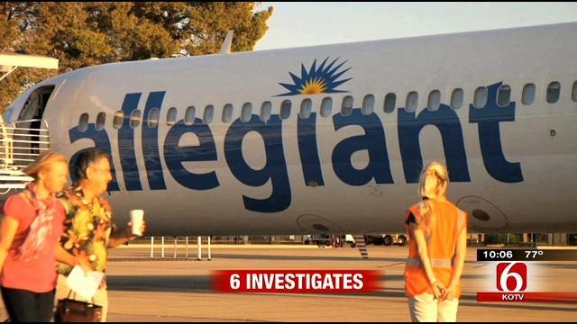 6 Investigates Allegiant Air's Low-Cost, Fee-Heavy Flights