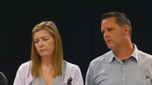 Part 4 of 4: 'Baby Veronica' Adoptive Parents Speak In Tulsa