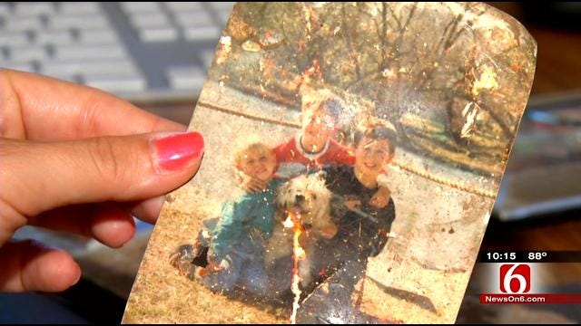 Oklahoma Woman Dedicated To Returning Photos To Tornado Survivors