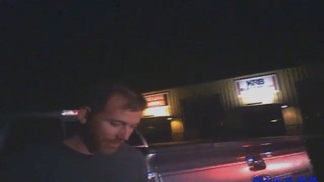 Police Video Of Owasso City Councilor Chris Kelley's Traffic Stop 2