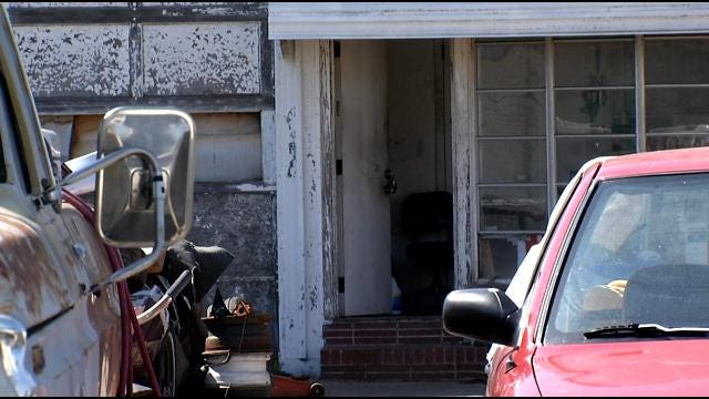 Muskogee Business Owner Says He Shot Intruder Inside His Shop