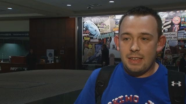 WEB EXTRA: Bryston Brixie Of Stillwater Talks About The Emergency Landing