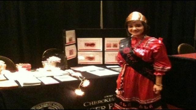 Fort Gibson Girl Going To The White House As 'Champion Of Change'