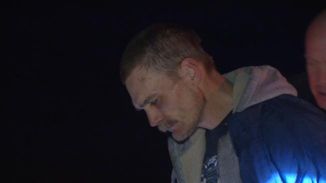 WEB EXTRA: Tulsa Police Capture Wanted Man Following Chase