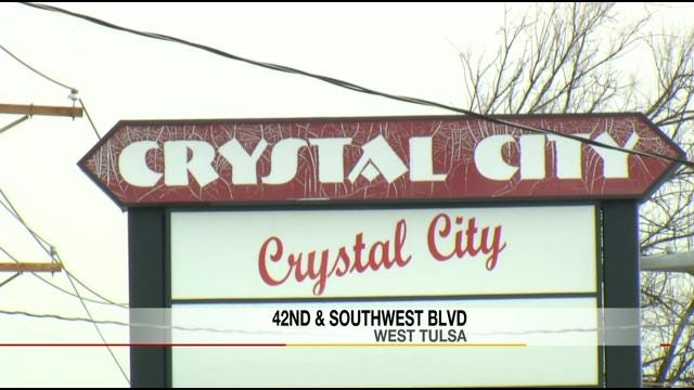 Crystal City Shopping Center Sold At Auction