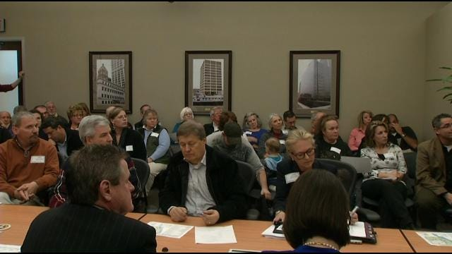 Tulsa Quality Of Life Task Force Meets To Discuss Crime Prevention