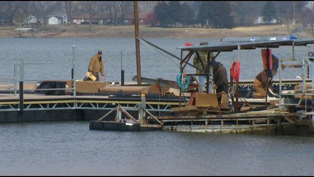 $5 Million Boat Launch Facility Prepared For Bassmaster Classic