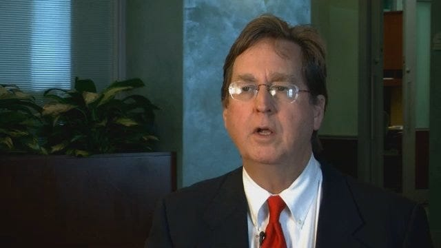 WEB EXTRA: Extended Interview With Tulsa Mayor Dewey Bartlett About Use Of Drones