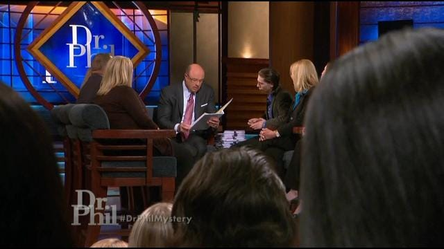 Former Broken Arrow Family Seeks Justice For Their Son On Dr. Phil
