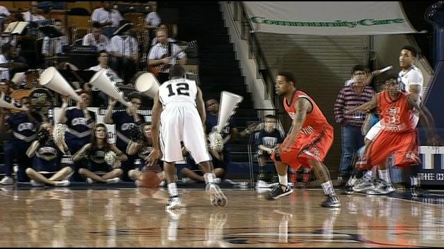 Highlights From ORU vs. Sam Houston State