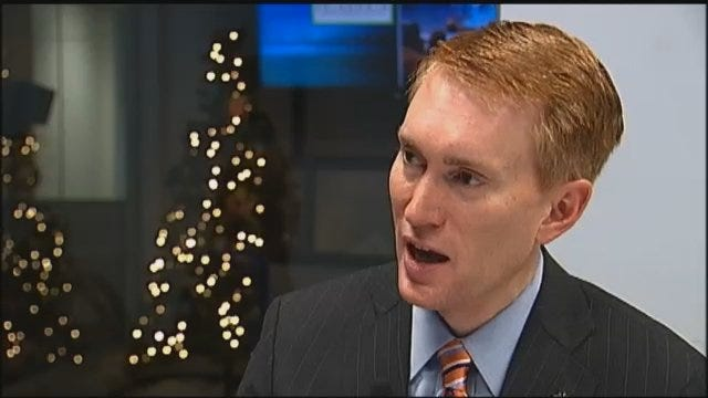 WEB EXTRA: Jennifer Loren Talks To Congressman James Lankford Pt. 3