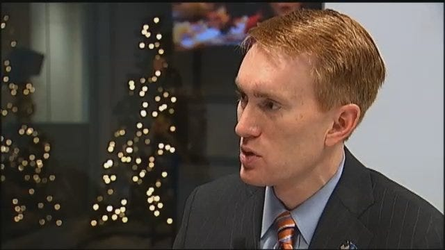 WEB EXTRA: Jennifer Loren Talks To Congressman James Lankford Pt. 4