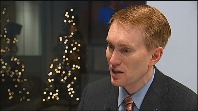 WEB EXTRA: Jennifer Loren Talks To Congressman James Lankford Pt. 2
