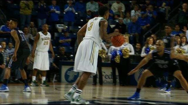 Highlights From Tulsa's Loss To UAB