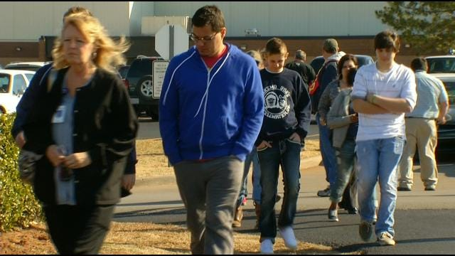 School Prepares To Help Kids Deal With Suicide Of Coweta Student
