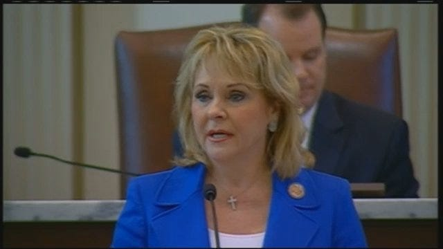 WEB EXTRA: Governor Mary Fallin's Complete State Of The State Address
