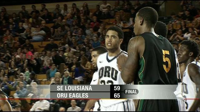 ORU Takes Down SE Louisiana