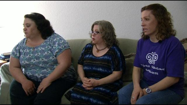 3 Tulsa Women Raise Awareness During Turner Syndrome Awareness Month