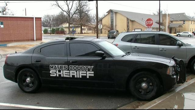 Mayes County Sheriff Defends Deputy After Handcuffed Suspect Is Killed