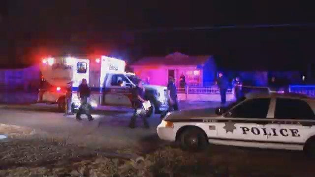 WEB EXTRA: Video From Scene Of North Wheeling Homicide