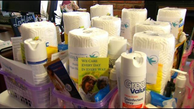 Tulsa Home Health Care Group Helps Elderly Clients Avoid Flu
