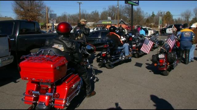 Wagoner Residents Honor MLK's Legacy With Parade