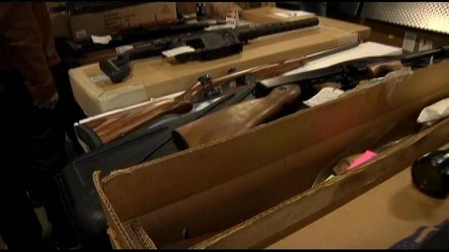 Tulsa Gun Show Promoter Raises Questions About Effectiveness Of Gun Control Plan