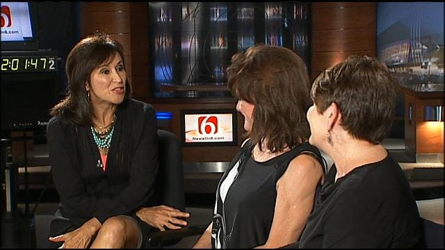 6 On The Move: Terry Hood Reminisces With Former Anchors Beth Rengel And Glenda Silvey