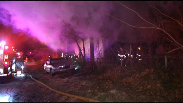 Tulsa Firefighters: Space Heater May Have Cause Deadly House Fire