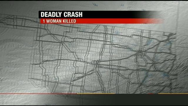 Speed, Weather Contribute To Owasso Woman's Fatality Wreck