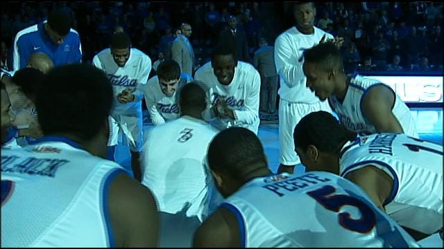 TU Downs Rice With Strong Second Half