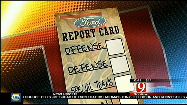 Tulsa Bowl Wrap Up And Report Card