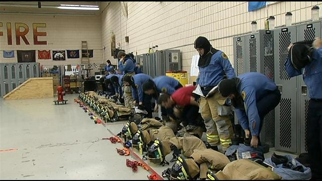 Tulsa Fire Department Hoping To Attract More Diverse Set Of Recruits