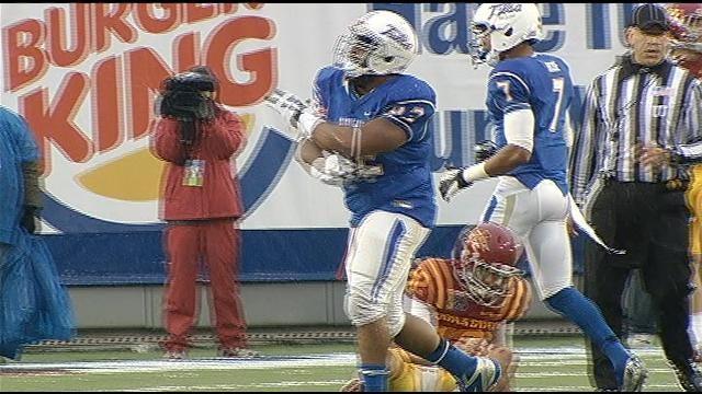 TU Wins Liberty Bowl