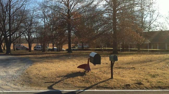 WEB EXTRA: Scene Of Wagoner County Fatal Shooting