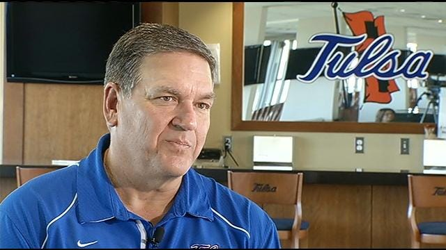 Blankenship's Leap Of Faith Paying Off At TU