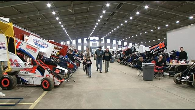Racers Young And Old Gear Up For 28th Annual Tulsa Shootout This Weekend